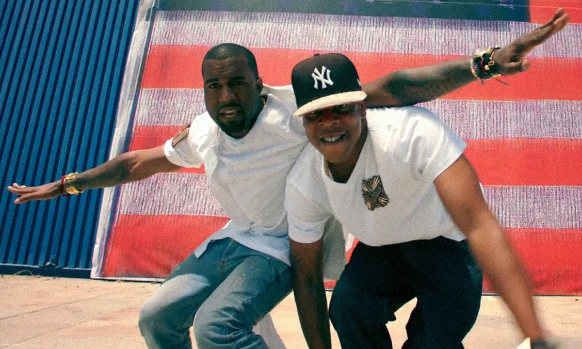 The Throne (Kanye West & JAY-Z)
