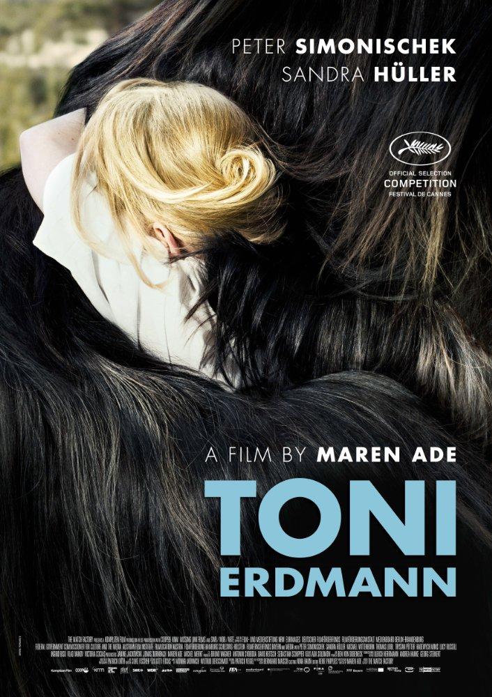 """Toni Erdmann"" resmi film afişi"
